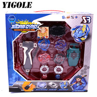 New Beyblade Burst Toys Arena Set Sale Beyblades Toupie Beyblade Metal Fusion Avec Lanceur God Spinning