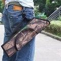 Стрелы для охотничьего лука  сумка для отдыха  колчан для стрельбы из лука  стрела из стекловолокна Arrowfor Recurve Practice 50*14cm5