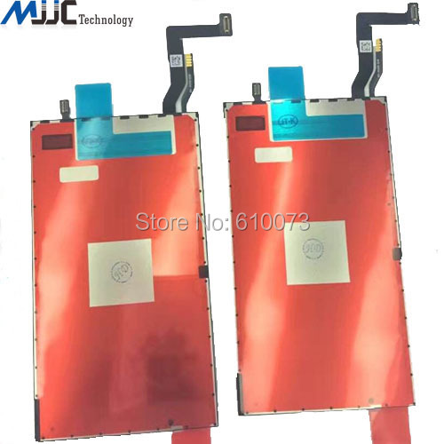 ФОТО Genuine LCD display Backlight Film For iPhone 7&7plus LCD Backlight Plate Back Light Refurbishment Replacement