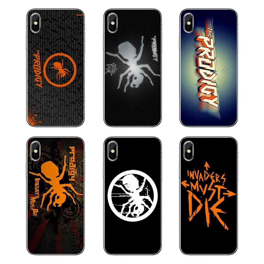 Soft Transparent Cases Covers For Samsung Galaxy A5 A6 A7 A8 A9 J4 J5 J7 J8 2017 2018 Plus Prime Prodigy Math Game Artist Logo