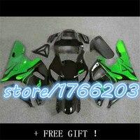 Body For 98 99 YZF R1 YZF 1000 Green black R1 98 99 Green black YZFR1 1998 1999 YZF1000 YZF R1 Fairing Kit Ning