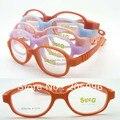 Оптовая 3594100 высокое качество TR90 оправы мягкий и безопасность защита окружающей среды специально для детского оптические очки кадр
