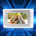 7 inch Color Video Door Phone TFT-LCD Monitor Screen Video Intercom Phone Wall Mounting Indoor Machine For DIY Intercom System