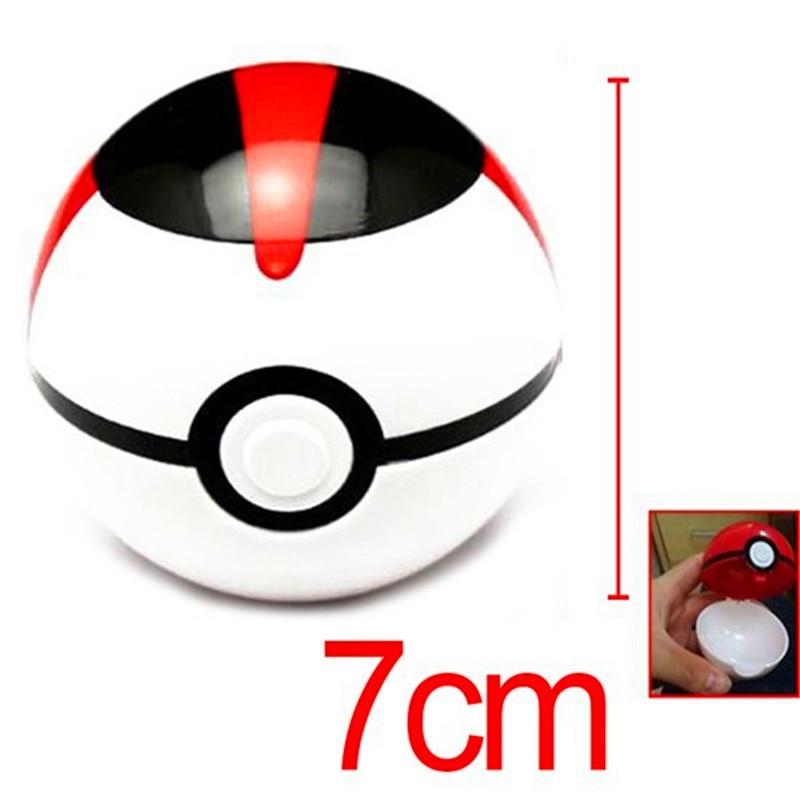 Poke ball with Pokemon 3