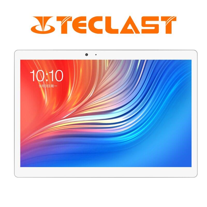 10.1 pollici 2560*1600 Teclast T20 Tablet PC 4G di chiamata di Telefono MT6797 Helio X27 Deca Core Android 7.0 4 GB di RAM 64 GB ROM 8100 mah 13MP