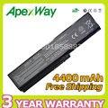 Apexway 4400 мАч аккумулятор для Toshiba PA3817 PA3816U PA3817U PA3818U для L750 L755 L655 Спутниковое L645 L700 L730 L735 L740 L745