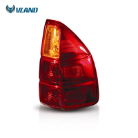 Vland Factory Car Accessories for Led Tail Lamp for 2008 2012 Lexus GX470 Taillight with Original Design