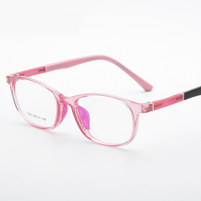 Rubber Leg Student  Glasses Frame Children Myopia Prescription Eyeglasses Optical Kids Spectacle Frame For Boys&Girls
