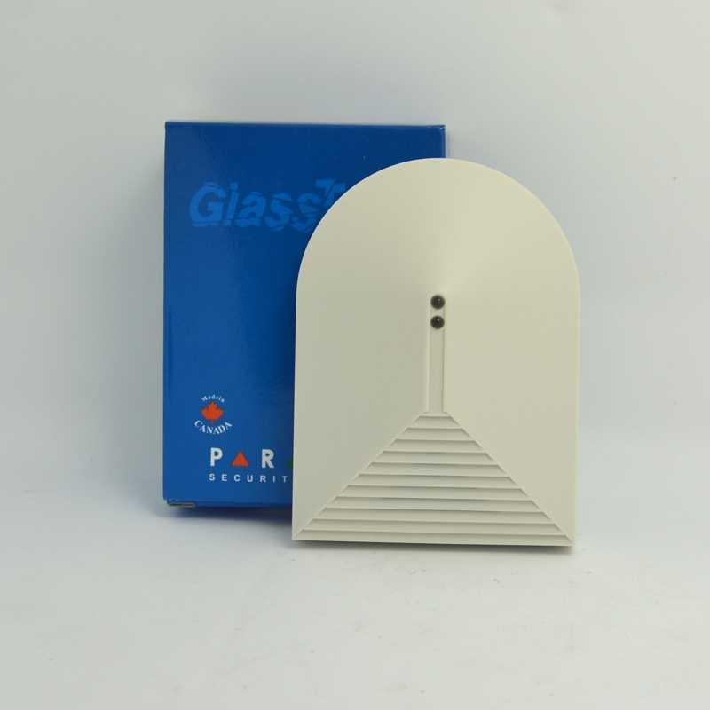 PARADOX Cam Kırılma Sensörü Kablolu Titreşim Dedektörü PA-456 Ev güvenlik Alarmı NC çıkış röle GSM Alarm sistemi aksesuarları