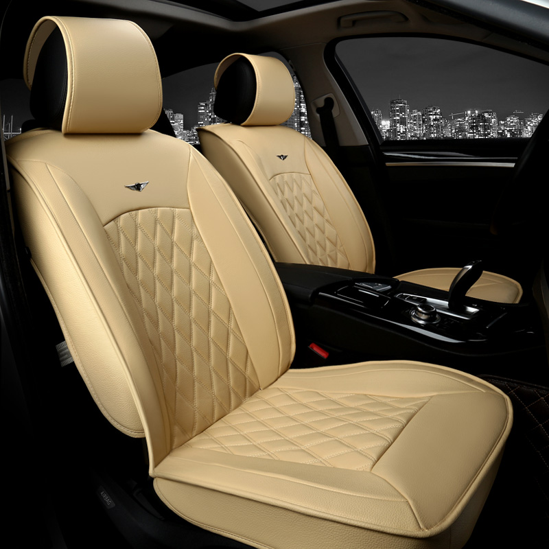 6 Colors Car Seat Cushion Auto Upholstery Ix35 K5 Down Car Mats Set Car Seat Covers For 5