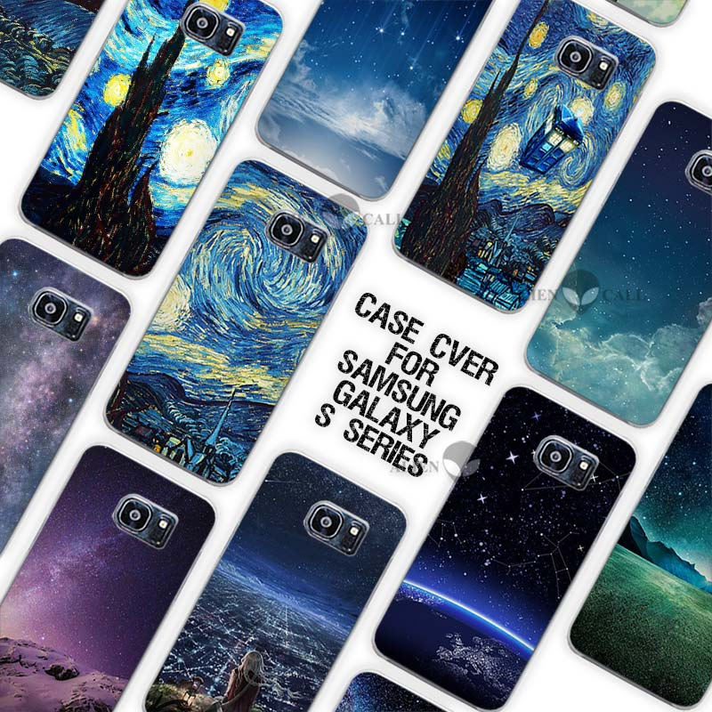 Cellphones & Telecommunications Xiaochenggui Fashion Space Moons Cartoon Phone Hard Plastic Case Cover For Samsung Galaxy S3 S4 S5 S6 Edge S7 S8 S8plus A5 Bright In Colour