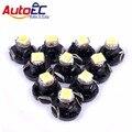 AutoEC 10X автомобиль инструмент свет T3 T4.2 1210 3528 T4.7 5050 1 SMD светодио дный DC12V приборной панели авто лампы тире Кластерные лампы 6 Цвет # LA05 - фото