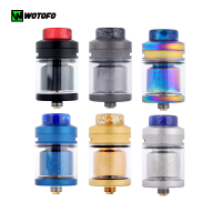Original Wotofo Serpent Elevate RTA Atomizer Vape Tank vape cartridge Rebuilding Dripping Top Filling fit 510 Thread vape mods