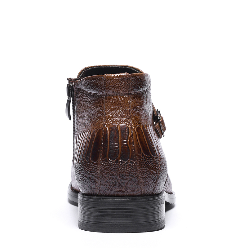 ced133c0387d 39-48 Брендовые мужские ботинки Z6 Высочайшее качество красивый Удобные  Ретро кожаные сапоги martin   r5286-3