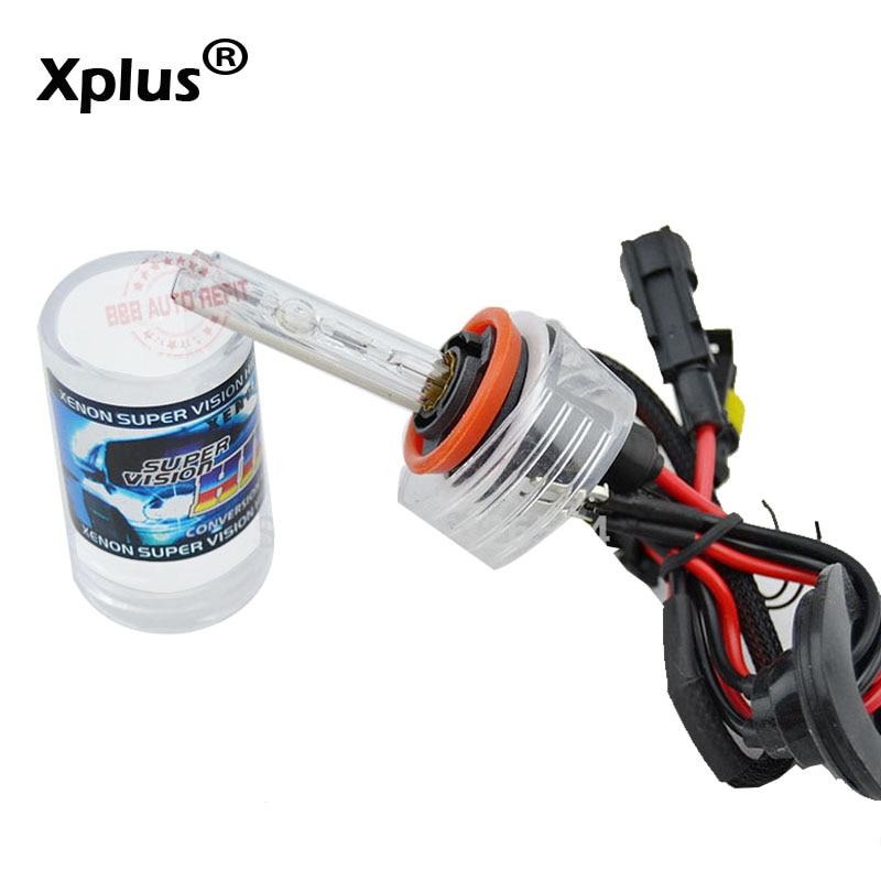 Livraison gratuite, 12 V 35 W xenon hid ampoule pour phare de voiture H1 H3 H4-1 H7 H8 H9 H11 9005 9006 9007 880 H27, 4300 K, 5000 K, 6000 K, 8000 K