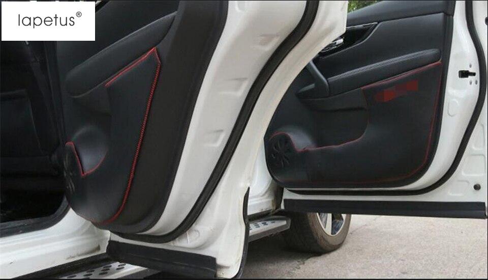 Lapetus Dodatki Avtomobilski vrat Anti Kick Pad Mat zaščitni - Dodatki za notranjost avtomobila - Fotografija 5