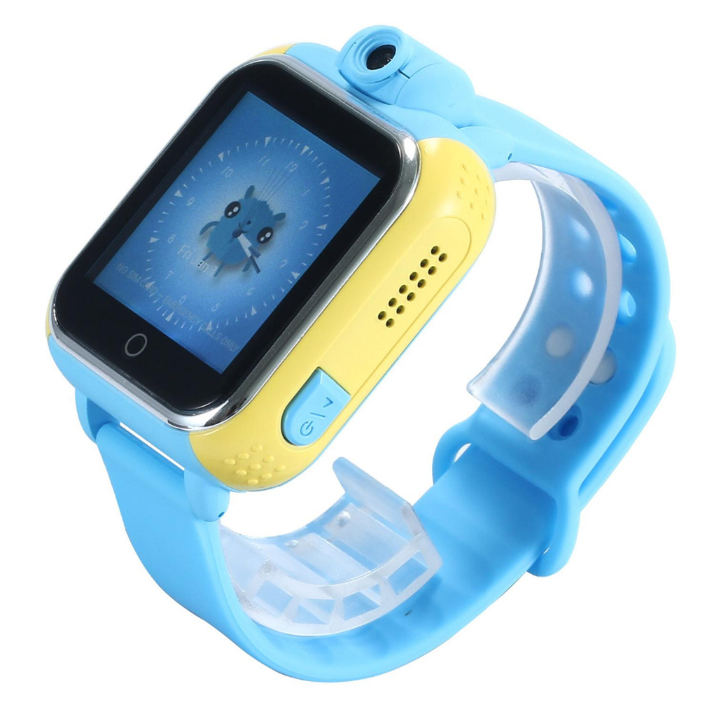 Q730 3G Network 4G Memory Kids' Smart Watch Phone With Wifi GPS Positioning Tracking HD Camera SOS Button For Android IOS q730 3g kids gps smart watch jm13 gps locator tracker watch with camera for ios android real time 3g network location tracking