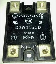 Solid State Relay DC4-6V, AC120V15A
