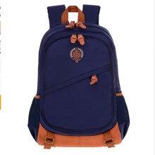 Детские школьные сумки для мальчиков девочек Водонепроницаемый ортопедические школьный Основной Рюкзак Дети Книга сумки детей рюкзак мешок Enfant