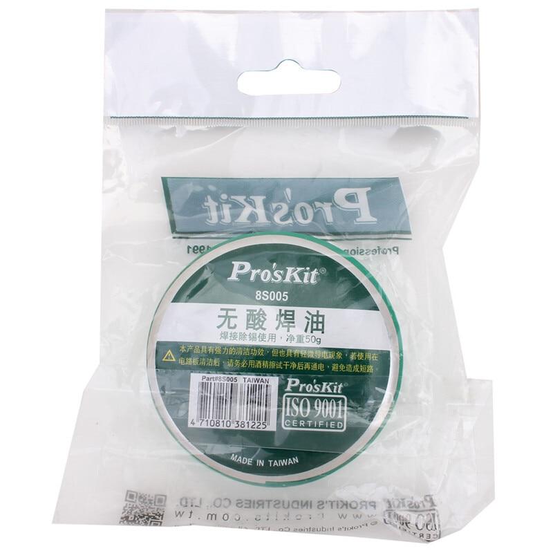 Di alta qualità Nessun acido SMD Pasta per saldatura Grasso di - Attrezzatura per saldare - Fotografia 6