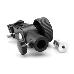 Image 4 - Godox Flash de cámara Speedlite soporte giratorio de luz con soporte Reflector de paraguas para cámara DSLR