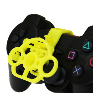 Image 4 - Mini Steering Wheel Controller Replacement Accessories for Sony Playstation PS3 Racing Game
