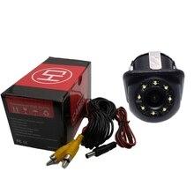 HD tylna kamera samochodowa kopia zapasowa kamera parkowania wodoodporna noktowizor CMOS Auto kamera cofania kamera samochodowa z powrotem