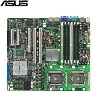 Оригинальный использовать сервер материнская плата для ASUS DSBV-DX/c DSBV-DXC socket 771 максимум 6 * DDR2 32 ГБ 6 2xsataii atx
