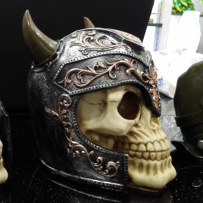 Découpe dies autocollants halloween mariage suspendus résine crâne modèle Halloween hanté maison décor décoration simulation accessoires corps