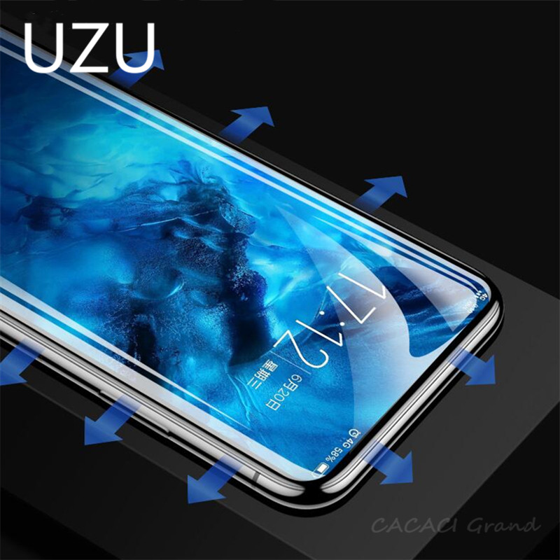 Full Cover Hydrogel Film For Samsung Galaxy A6 A8 Plus 2018 Screen Protector Film fro Samsung S9 S8 Plus S6 S7 Edge Note 9