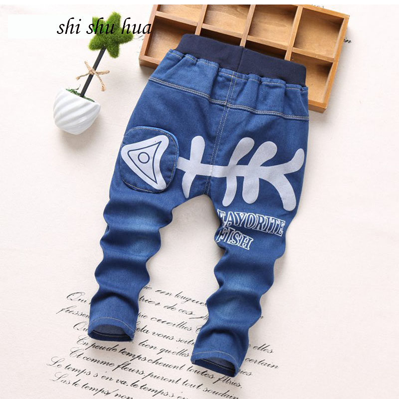 2017-spring-and-autumn-season-childrens-clothing-fashion-jeans-cartoon-printing-2-5-years-old-boys-and-girls-clothes-kids-pants-5