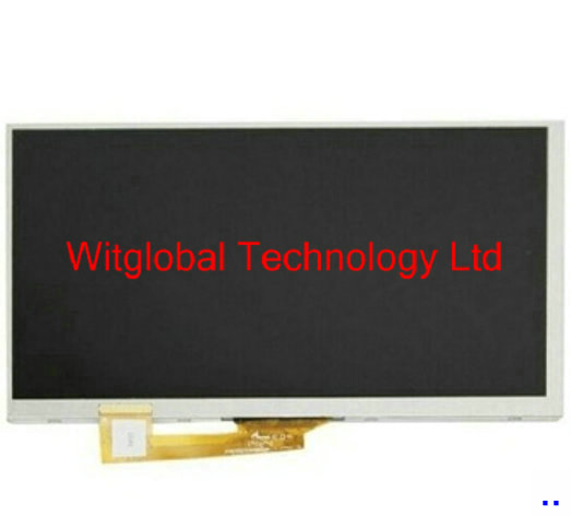 New LCD Display Matrix For 7 Supra M72KG 3G inner 163*97mm LCD Screen Panel Lens Tablet Module replacement Free Shipping new lcd display matrix for 7 nexttab a3300 3g tablet inner lcd display 1024x600 screen panel frame free shipping