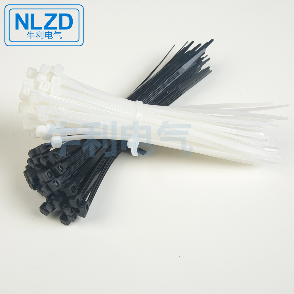 6inch 500Pcs/pack Width 3.6mm Nylon Cable Ties National Standard ...