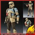 """100% original bandai tamashii nations s. h. figuarts (SHF) Figura de ação-Shoretrooper a partir de """"Rogue One: uma História de Star Wars"""""""