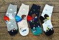 ¡ CALIENTE!! marca al por mayor de alta calidad calcetines de algodón lindo oso de la historieta de kawaii de la historieta encantadora calcetines de Los Padres