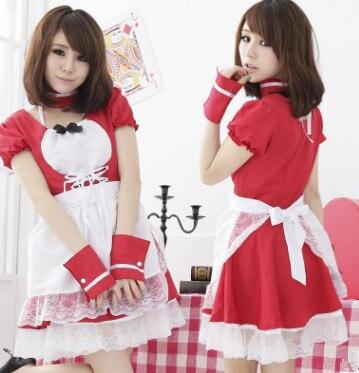 5f990b1bcd red sissy maid dress french maid dress black maid dress japanese maid dress  halloween cosplay costumes women