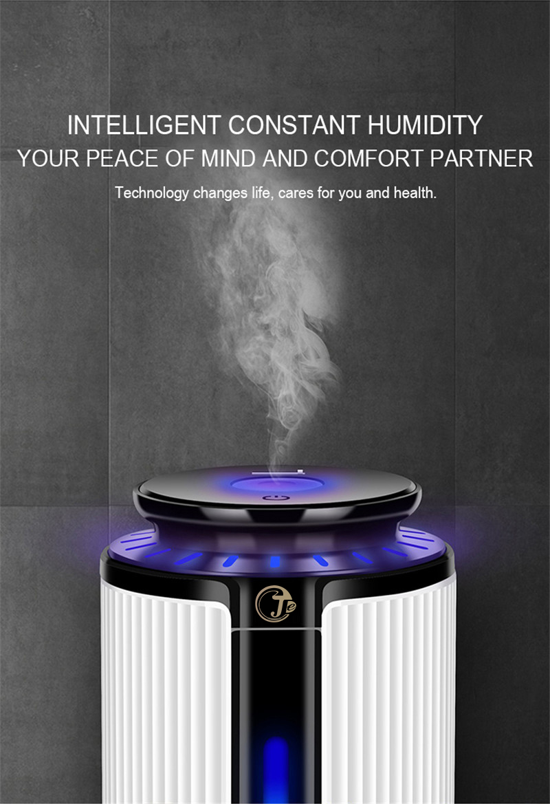 900ML Ultrasonic Air Humidifier 8