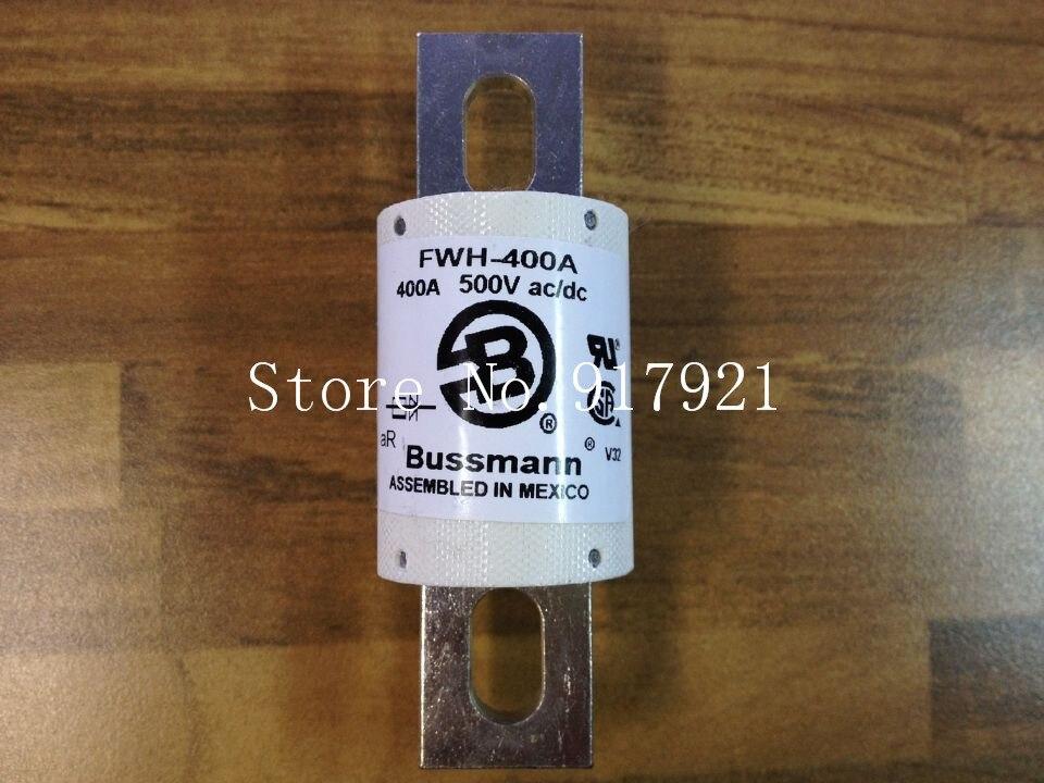 [ZOB] les états-unis Bussmann FWH-400A BUSS 500VAC/DC fusible fusible original-2 pcs/lot