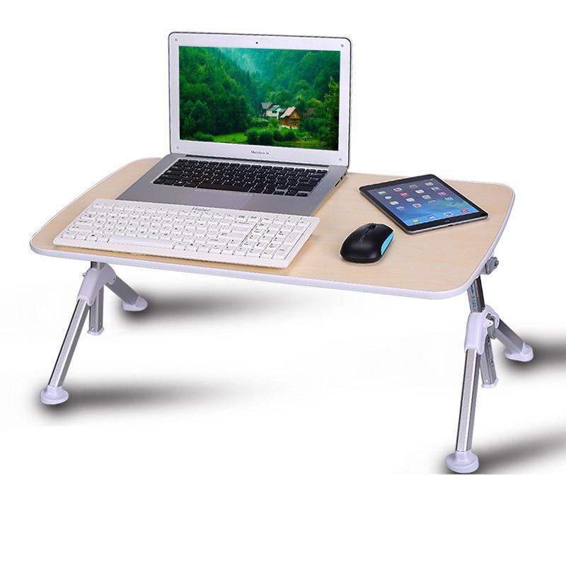 Superieur Multifunction Height Adjustable Lapdesk Bed Computer Desk Folding Tilt  Adjust Lazy People Laptop Table Student Notebook Stand In Laptop Desks From  Furniture ...