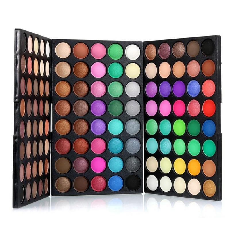 Eye Shadow Reasonable Popfeel Brand New 120 Colors/set Long Lasting Eyeshadow Palette Makeup Eyes Glitter Nude Eye Shadow Matte Eyeshadow Cosmetics Beauty & Health