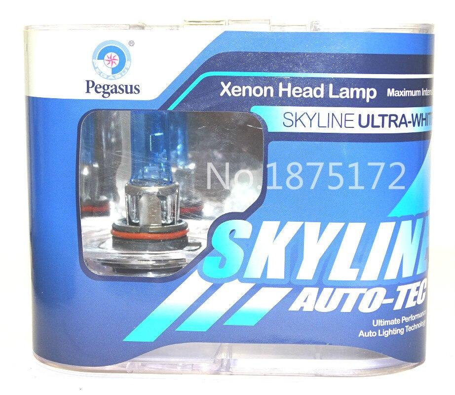 10x9006 HB4 55 W DC 12 V 5000 K Super blanc voiture phare ampoule brouillard lampe ampoule Auto tête ampoules Automobiles Source lumineuse blanc
