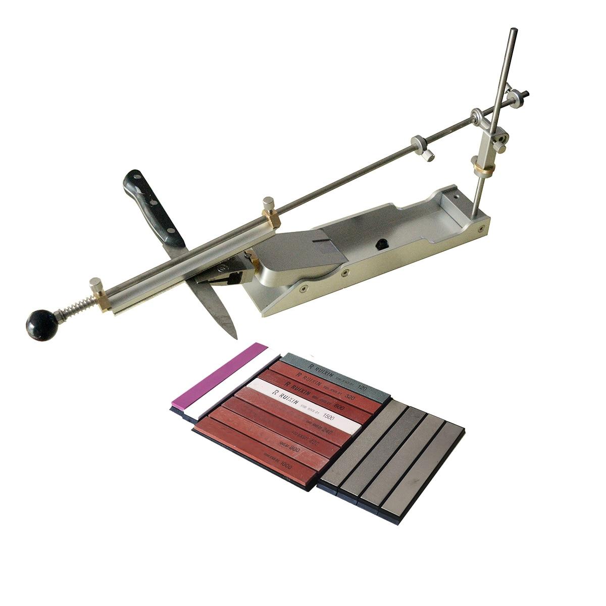 ขนาดเล็กมุมมีด Sharpener Professional มีดเครื่องมือ Sharpening เครื่องอุปกรณ์ครัวมีดคนรักบดอุปกรณ์-ใน เครื่องเหลา จาก บ้านและสวน บน   1