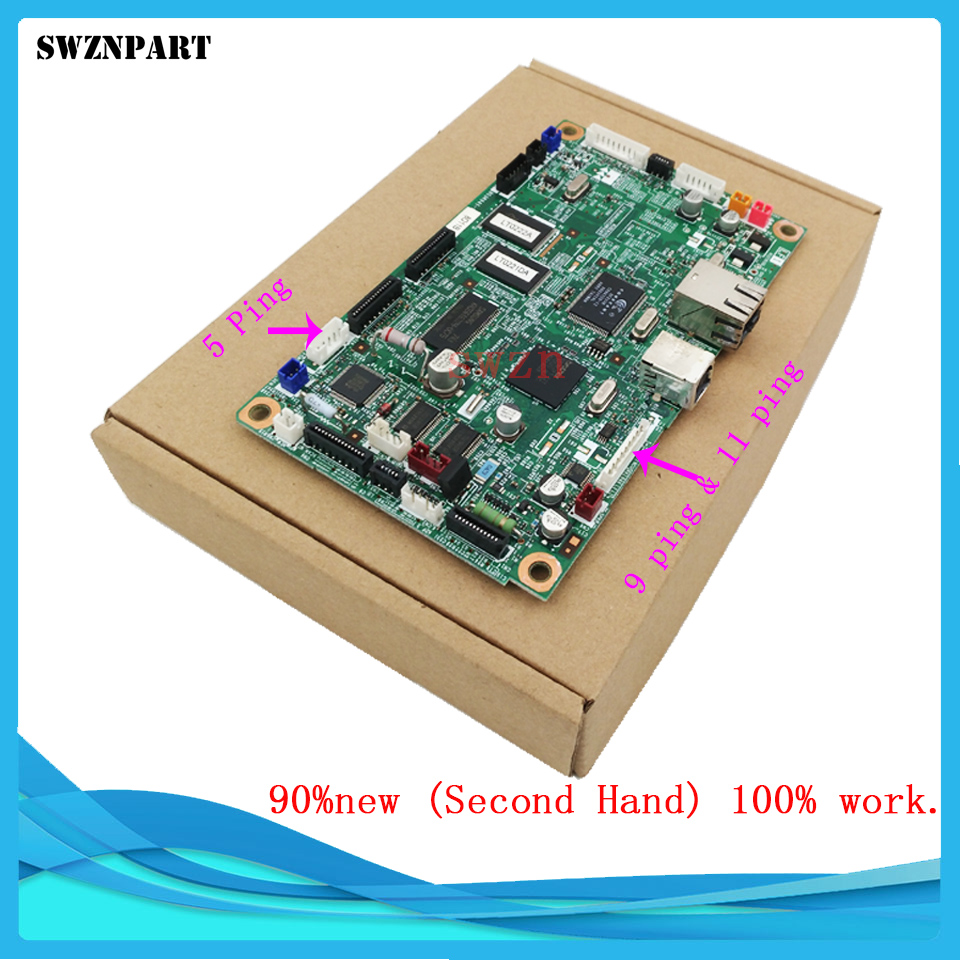 FORMATTER PCA ASSY Formatter Board logic Main Board MainBoard For Brother MFC-7840N 7840N MFC7840N hghomeart kids led pendant lights basketball academy lights cartoon children s room bedroom lamps lighting