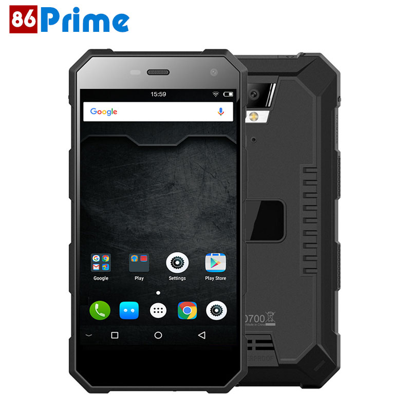 bilder für Original Oinom V18H Handy 5,0 Zoll Android 5.1 Quad Core MT6752 Smartphone 32 GB 13MP Wasserdichte IP68 5000 mAh Handy