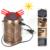 Ultra brilhante portátil LED lanterna Camping lanternas solares, 1-ano de garantia, Outdoor Camping Equipment ( cobre, Dobrável )