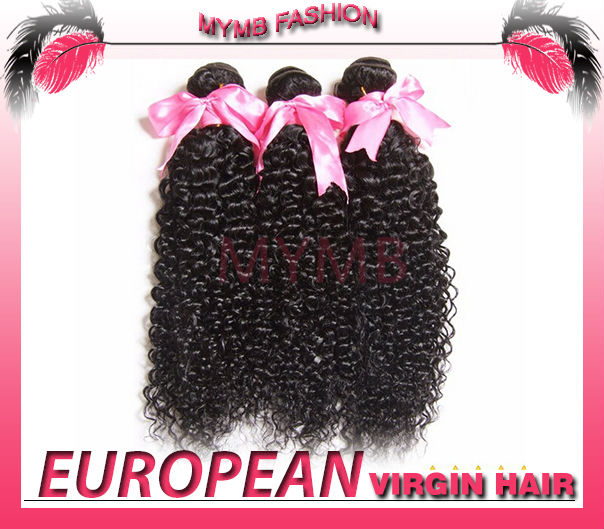 6a Unprocessed Different Types Of Hair Extensions 3 Pcslot European