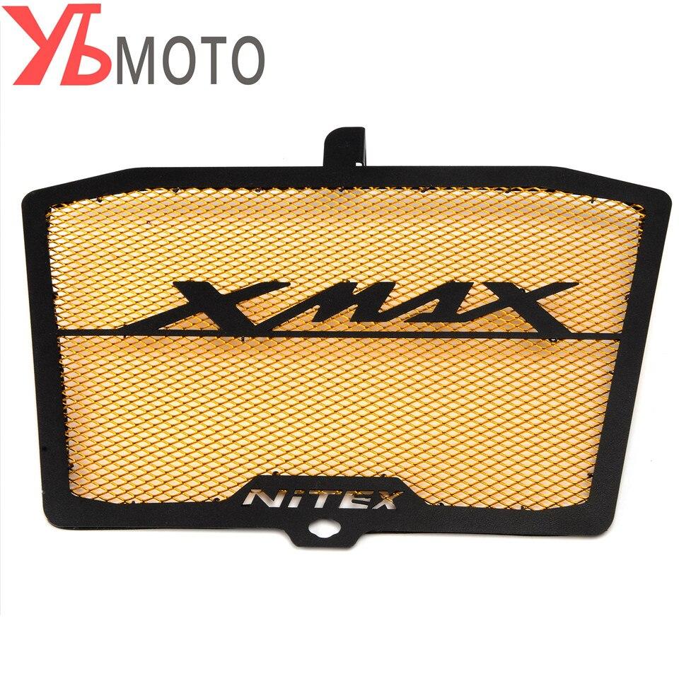 2018 nouveau avec logo moto accessoires radiateur Grille garde couvercle protecteur réservoir pour YAMAHA XMAX 250 300 400