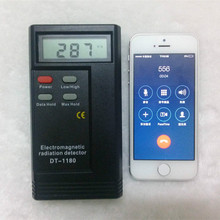 DT-1180 electromagnetic radiation tester radiation detector household appliances mobile phone radiation detectors