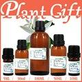 Free shopping 100% vegetal puro óleos essenciais óleo da flor da orquídea Branca China Michelia alba Prynne deixa flor Para a cicatriz