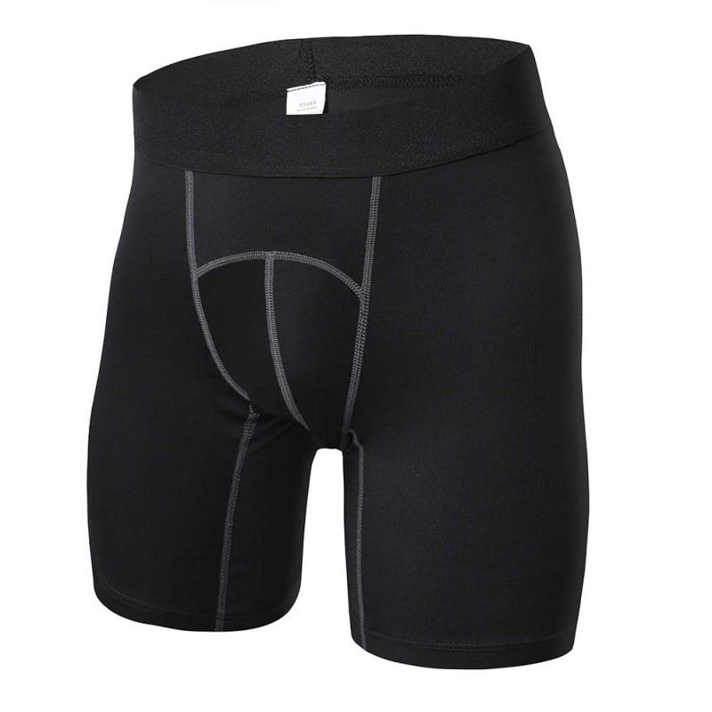 2017 Men's Shorts Fitness Workout Compression Hot Shorts 4 Colors S-XXL LE3